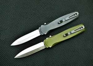 PROTECH lame Dark Angel D2 Hunting double action auto collection de poche couteaux cadeau de Noël pour les hommes outil de poche Adfac