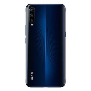 "Cellule d'origine VIVO IQOO 4G LTE Téléphone 12Go RAM 256Go ROM Snapdragon 855 Octa base Android 6.41"" Plein écran 13.0MP ID d'empreintes digitales Cell Phone"
