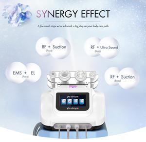 Rádio promoção MYCHWAY 30Khz ultra-som RF Frequency EMS Eletroporação de sucção a vácuo corpo emagrecimento Cuidados de Rosto beleza máquina