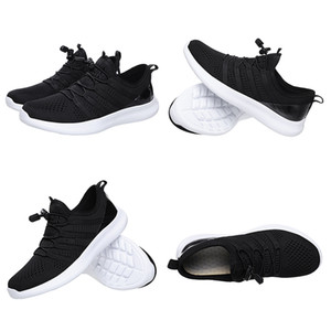 2020 Homemade brand Made in China Running shoes for men women Black Grey sports mens trainers designer sneakers runners size 39-44