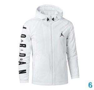 남성 자켓 스포츠 윈드 긴 소매 남성 디자이너 재킷 지퍼 포켓 남성 캐주얼 후드 코트 격자 무늬 재킷 크기 S-2XL6