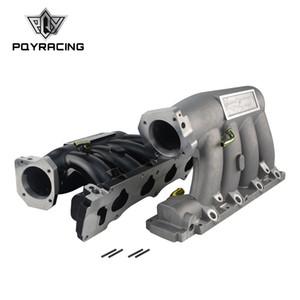 PQY - Aluminum Intake Manifold K24A2 K20Z3 For Honda Civic 06-11 Acura TSX 04-08 PQY-IM52