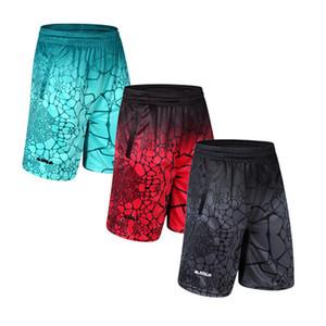 Calças de basquete hip-hop casual moda masculina nova tendência shorts tamanho solto rápido secagem a seco dos homens shorts de cinco minutos de venda quente