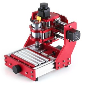 Graveur-Laser-Maschine Graveur mit ER11 Collet Mini CNC-Fräser 1310 CNC Metallgraviermaschinen Fräsmaschine Kit PCB Holz Fräsen