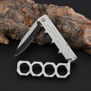 Лучшие перчатки складной нож бренда на открытом воздухе оборудования мужчин и женщин подарки военный нож кемпинг восхождение тактические поставки самообороны