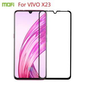 Pour VIVO X23 Couverture de plein écran en verre trempé MOFI Pour VIVO X23 Film de protection d'écran en verre trempé pour VIVO X23