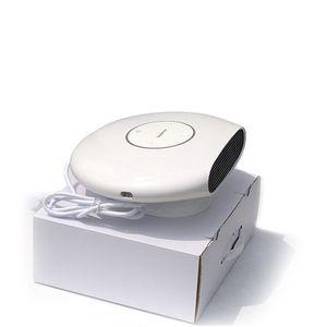 Mini pequenos aquecedores domésticos de aquecimento e arrefecimento de dupla utilização aquecedores inteligentes 3 segundos velocidade de poupança de energia de calor