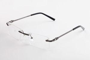 Il nuovo modo Mens degli occhiali da sole di alta cerniera occhiali da sole del metallo di qualità Occhiali da Donne Occhiali da sole UV400 lente unisex con i casi e scatola originali