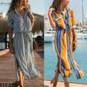 Women Dress New V Neck Fashion Woman Clotheswomens Summer Casual Long Maxi Evening Party Beach Dress Sundress Blouse Free Shipping Good