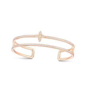 Idylle Blossom series bracelet jewelry women necklace rings earrings love bracelet mens 14k gold chains cuban link chain 2020 new