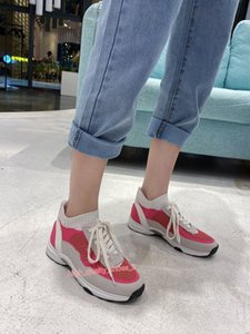2020 new Super Quality Arena Shoes Men Sneakers race runner yellow bown green bottom sneaker summer jogging shoes top shoes Xshfbcl
