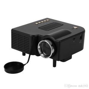 Venda UC28 + LED Mini micro projetor de home até mesmo a Apple Android projetor computador HD