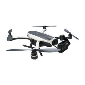 GoPro의 카르마 드론 - 블랙 / 화이트 W / 배터리 / 충전기 / 리모컨 / 4 프로펠러 ** NO 카메라