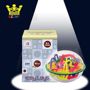 299 الحواجز 3D لغز متاهة الكرة المتاهة Perplexus الكرة السحرية الفكر متاهة الكرة الذكاء ألعاب تعليمية للأطفال Y200413
