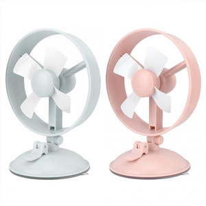 desk organiser Portable Mini Spacing Cup Fan 2 Adjustable USB Desktop Mans for Home Office organiser