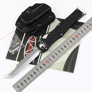 """Yüksek Kalite Mi CNC Hal VI V6 Bıçak (4.5"""" Saten) bıçaklar tek Alüminyum Alaşım Kol Taktik bıçak Survival dişli EDC araçları bıçaklar"""