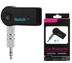 Bluetooth Audio Receiver Transmitter Mini Stereo Bluetooth AUX USB 3.5mm Jack for TV PC Headphone Car Kit Universal 3.5mm Wireless Adapter
