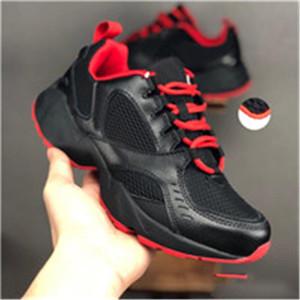 2020 pas cher M3K Tekno Hommes Femmes Blanc Bleu EXP-X14 Loup Gris Rose Noir Rouge Noir Vert Chaussures de sport Taille 36-45