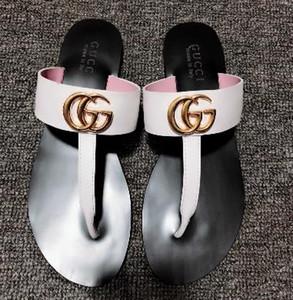 Бесплатная доставка женщин Designersandals повелительница Luxuryslippers Multicolor Женщины Brandsandals G01 20021510W