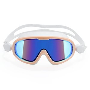 Comfortable Swimming Goggle Anti Fog Shatterproof UV Protection Adjustable Swimming Glass Water Goggles with Case for Men Women Hot Sale