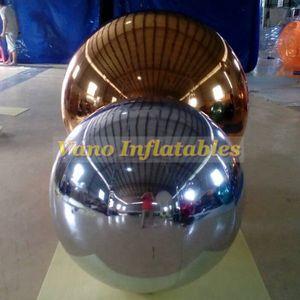 Aufblasbare Mirror Ball für Dekoration Aufblasbare Disco-Kugeln Spiegel-Ballon für Geburtstagsfeier-Feier-freies Verschiffen