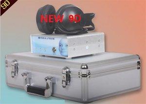 9D 분석 시스템 장치 버전 5.9.8의 신체 분석기 Health Gadgets DHL 무료 배송