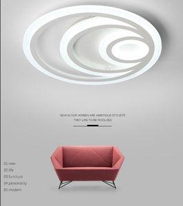 Modern levou chandelier L Sala de Estudo Para Quarto Sala Stylish Home Deco AC85-265V levou Chandelier brilho Luminárias LLFA