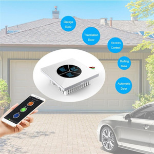 Wireless Garage sliding swing gate door opener remote control Smart Wifi Switch for automatic gate system 3 output relay with app
