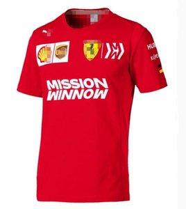 Formula Uno Formula Uno Estate 2020 nuova vendita calda T-shirt a maniche corte in sella moto da corsa vestito mountain goccia Speed Bike