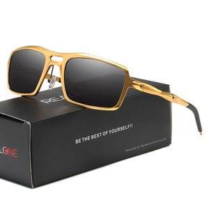 marca de alta qualidade óculos de sol europeus e americanos polarizada óculos polarizados retro dos vidros de luxo designer de condução ostenta óculos de sol w