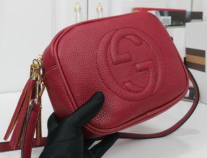 2020 mujeres cubren la bolsa de Disco Soho hombro del bolso G20 Nos 118