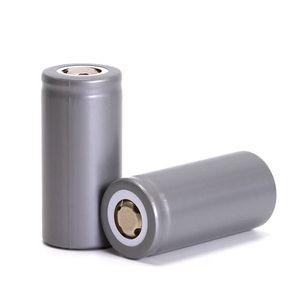 Elektrikli Motosiklet Bisiklet Oyuncaklar için LiFePO4 32650 Pil Lityum demir fosfat güç 6500mah 25A Yüksek Deşarj Şarj edilebilir piller