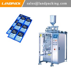 Purifier Water Multi Lane Sachet Packing Machine Small Baged Water Wrapping Machine Price