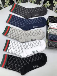 2019 nuevos hombres y de las mujeres de alta calidad calcetín de algodón 191007032y9y9