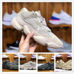 الجملة 2019 أحمر الخدود KANYE 500 كاني مصمم احذية فأر الصحراء 500 الاحذية رجل الرياضة الأحذية النسائية المدرب رخيصة