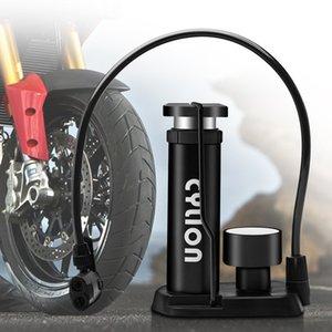 دراجة نارية القدم المحمولة مضخة الهواء ضاغط الرقمية البسيطة الإطارات نافخة لF800 R1200 GS مغامرة F800 GT S ST HP2 إندورو