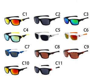 Rápido deportes Free gafas de cristal de bicicletas de 11 colores de moda las gafas de sol grandes de Deportes Ciclismo Gafas de sol de moda deslumbra el color Espejos