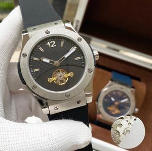 남성 시계 자동 운동 45 * 14mm는 캐주얼 시계 남성 시계 방수 손목 시계를 손목 시계