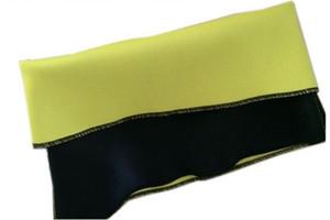 Adelgazar la cintura Entrenadores Shaper Cinturón de entrenamiento Unisex Thermo Sauna Neopreno deportes yoga Corsé Body Sculpting Hot Shaper