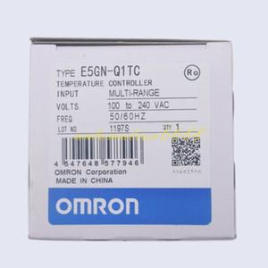 Omron E5GN-Q1TC регулятор температуры 100-240 В переменного тока new westso88