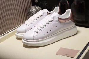 Belle Sandales Chaussures lacées Designer Comfort Pretty Girl Sneakers Chaussures en cuir Casual MenSneakers Stabilité Extrêmement durable