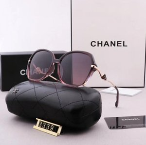 New design sunglasses for lady polaroid lens polaroid high definition lens leg camellia embellished fashion trend