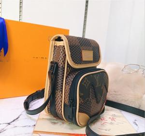 Wholesale deluxe lady messenger bag for women M55456 fashion satchel shoulder bag handbag Cross Body bag package mobile phone purse