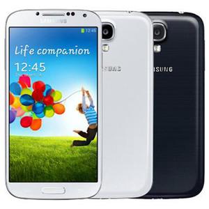 i9500 تجديدها الأصلي سامسونج غالاكسي S4 i9505 5.0 بوصة رباعية النواة 2GB RAM 16GB ROM 13MP الجيل الثالث 3G 4G LTE مقفلة الهاتف الذكي الروبوت DHL محفظة 5pcs