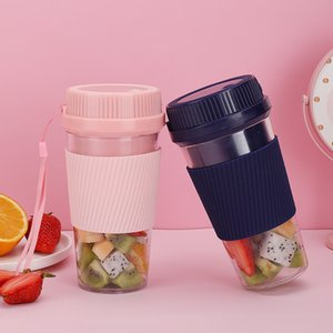 Portable portable juicer mini household multi-function juicer automatic juicer cup electric small juice cup charging creative gift DHB394