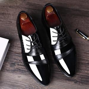 Italian Shoes Dress Mens ufficio Scarpe in pelle Eleganti Scarpe Uomo Oxford Calzado Hombre Sapato sociale Masculino