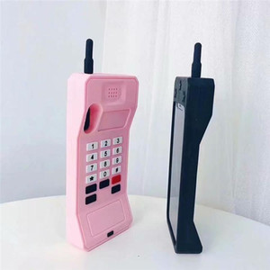 وردي 3D حالة الهاتف المحمول الهاتف هلام السيليكا القضية لمدة 11 6S الموالية 8 7 زائد X XS XR MAX لينة TPU الغطاء الخلفي شل حالات سيليكون