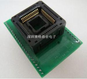 DIP48 Yakma Programı PLCC52 Soket Adaptörü İÇİN Orijinal YAMAICHI IC Testi Koltuk PLCC52