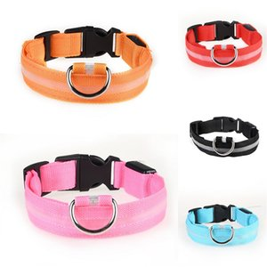 Pet Dog Anti Bite Set For Walking Outdoor Traction Dog Special Mouth Set To Prevent Licking Wounds Dog Bark Stop Led Collar T3I5867 #374