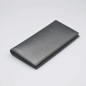 Men's classic long folding fashion wallet wallet